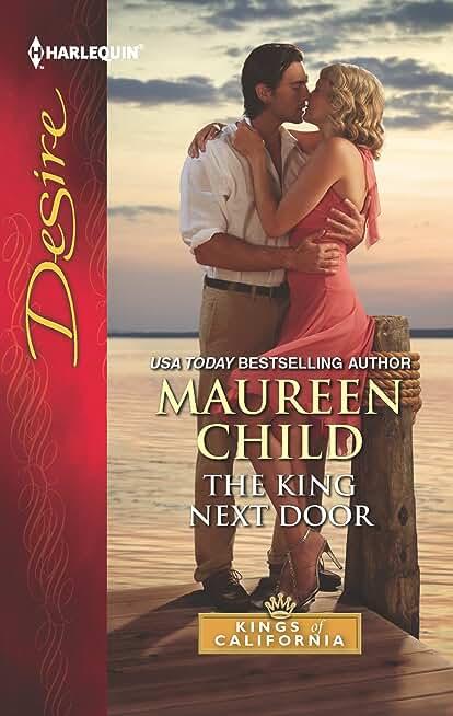 The King Next Door (Kings of California Book 12) (English Edition)