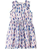 Kate Spade New York Kids - Ruffle Back Dress (Little Kids/Big Kids)