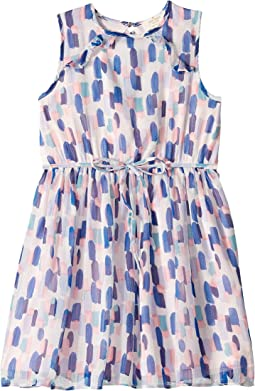 Ruffle Back Dress (Little Kids/Big Kids)