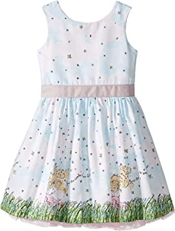 fiveloaves twofish Flower Girl Party Dress (Toddler/Little Kids/Big Kids)