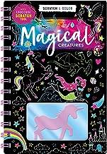 Scratch Art: Magical Creatures