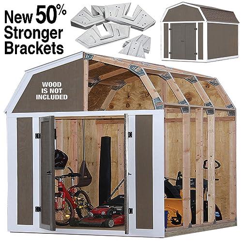 Shed Kits: Amazon com