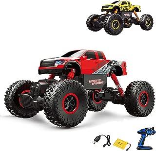 2,4GHz Vehículo teledirigido Off-Road Monster Truck, Crawler, escala 1: 16con accionamiento 4WD, Truck, Auto, Car, Set completo