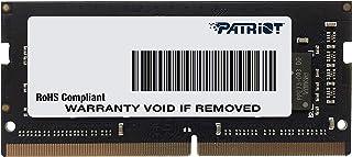 PATRIOT パトリオットメモリ ノートパソコン用メモリ SODIMM DDR4 3200MHz PC4-25600 8GB CL22 PSD48G320081S