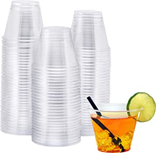 clear plastic 16 oz cups
