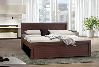 best deals on 3b356 fed9f Amazon.in: King - Beds, Frames & Bases / Bedroom Furniture ...