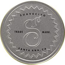 Suavecito Premium Blends Matte Pomade - All Natural Shine Free Pomade for Men (4 oz).