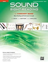 Sound Sight-Reading for Concert Band, Book 1: Music-Reading and Performance Concepts (Sound Innovations for Concert Band: Sound Sight-Reading)