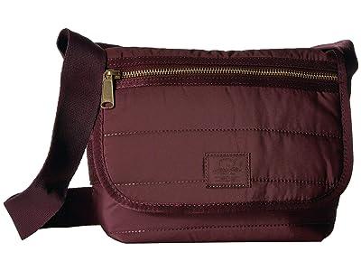 Herschel Supply Co. Grade Mini (Plum) Messenger Bags