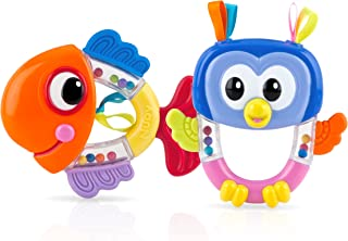 Nuby Nuby Rattle Pals Teether , Piece of 1