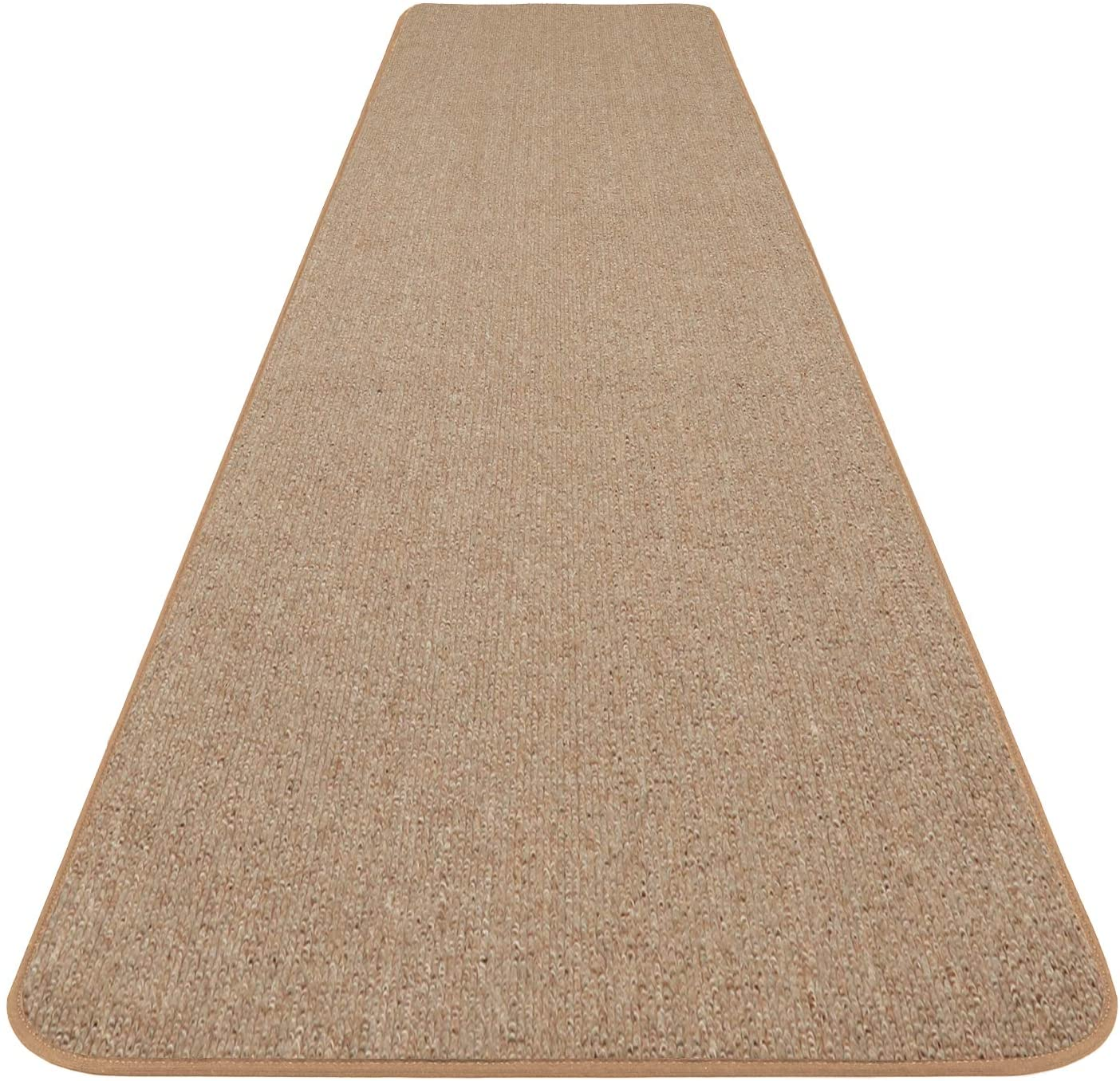 House Home and More Skid-Resistant Now on Ranking TOP14 sale Runner Carpet Pebble Beige -
