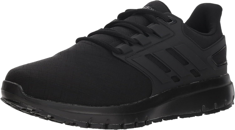 Adidas Men's Energy Cloud 2 Running shoes, Black, 8.5 M US