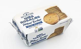 Ines Rosales Original Sweet Mini Tortas (Crackers) with Anise (Mini Tortas Originales con Anís) 4.44 oz (126 g) pack (Pack of 1)