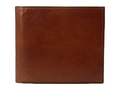 Bosca Old Leather Collection Eight-Pocket Deluxe Executive Wallet w/ Passcase