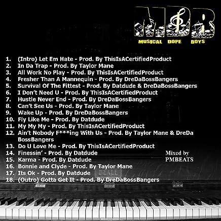 Amazon com: Musical Dope Boyz - Amazon Music Unlimited