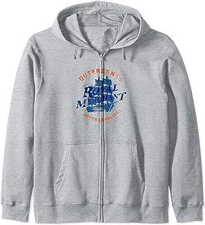 Outer Banks The Royal Merchant Logo Sweat à Capuche