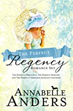 The Perfect Regency Set: The Perfect Debutante, The Perfect Spinster and The Perfect Christmas bundled together!