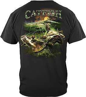 catfish fishing shirts