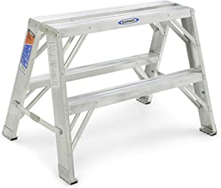 Werner, TW372-30, Work Stand, 24 in H, 300 Lb, Aluminum