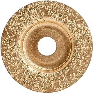 Gold Fine Grit Flat Disc