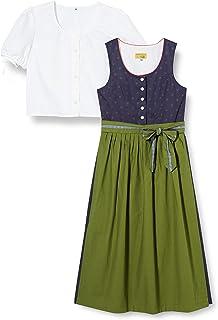 BERWIN & WOLFF TRACHT FOLKLORE LANDHAUS Mädchen Kinderkleid