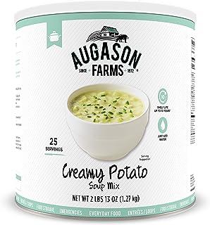 Augason Farms Creamy Potato Soup Mix 2lbs 12oz