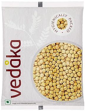 Amazon Brand - Vedaka roasted Chana whole 500g