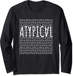 Atypical Proud To Be Different Diversity Long Sleeve Shirt