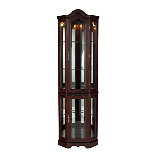 Corner Cabinet for Living Room: Amazon.com