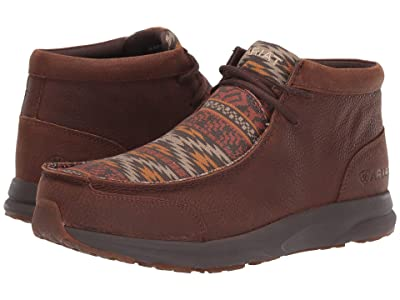 Ariat Spitfire (Latigo Brown/Cortez Aztec) Men