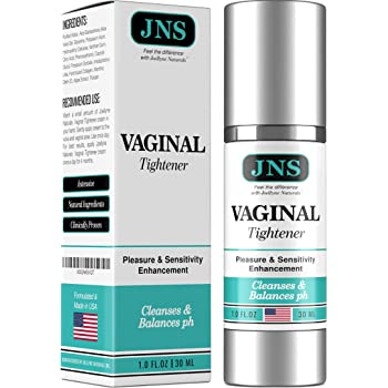 Vaginal Tightening Cream - Better Than Kegel Balls - 3X Better Absorption Than Vaginal Tightening Gel - Made in The USA - Cleanses & Normalizes pH Balance - Fast & Long-Lasting Results - 1 fl oz