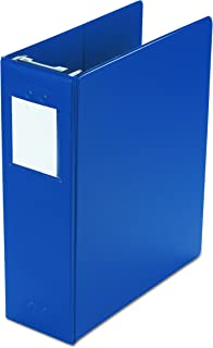 Wilson Jones 36549BL Large Capacity Hanging Post Binder, 3-inches Cap, Blue