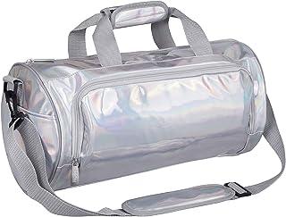 Wildkin Men's Dance Bag Duffel Is The Ballet Class And Dance Recitals Patterns متناسقة مع حقائب الظهر وصناديق الغداء