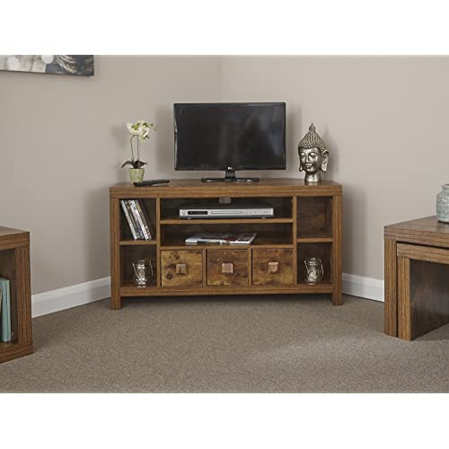 huge selection of d7fa8 a1598 Corner TV Units for Living Room: Amazon.co.uk