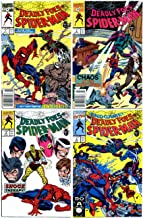 The Deadly Foes of Spider-Man #1-4 Complete Limited Series (Marvel Comics 1991 - 4 Comics)
