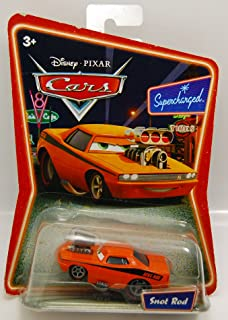 Cars Supercharged Snot Rod