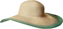 UBL6822 - Ultrabraid Sun Hat with Gathered Back and Knotted Trim