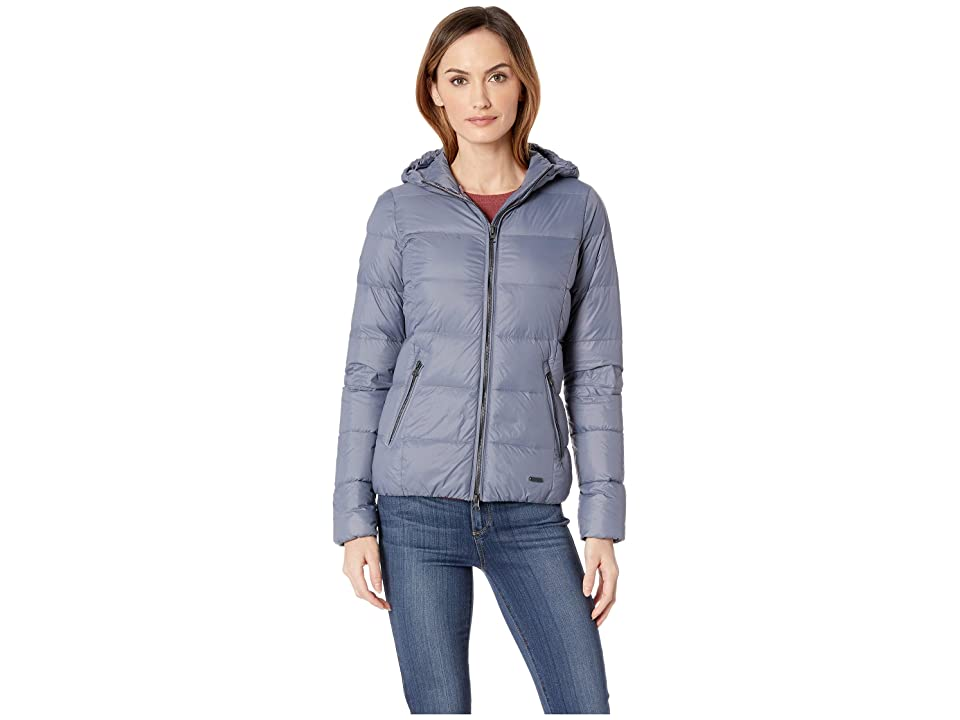 Ilse Jacobsen Light Down Jacket (Blue Grayness) Women