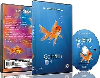 DVD para bebés y niños - Acuario Goldfish fotografiado en HD con escenas largas