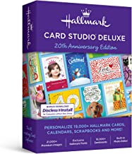 hallmark scrapbook software