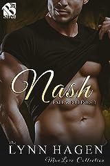 Nash [Fate & Felines 1] (Siren Publishing: The Lynn Hagen ManLove Collection) Kindle Edition