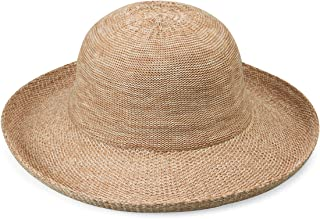 Women's Petite Victoria Sun Hat – Packable, Modern Style, Petite Size, Designed in Australia.