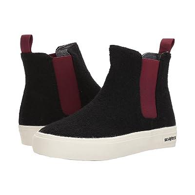 SeaVees Laguna Chelsea Boot (Black) Women