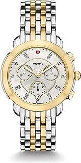 Women's Sidney Two-Tone Diamond Dial Watch MWW30A000022