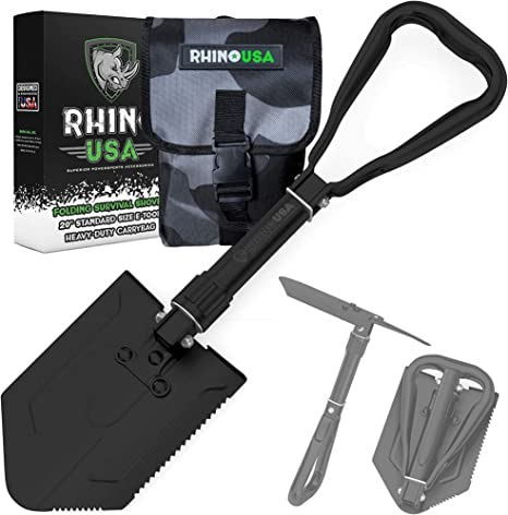 Rhino Survival Shovel