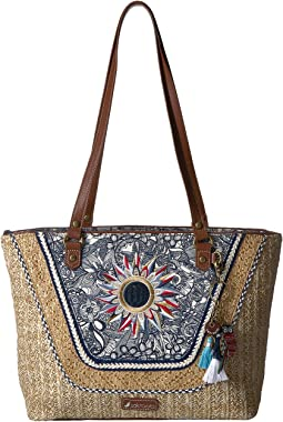 Artist Circle Medium Satchel