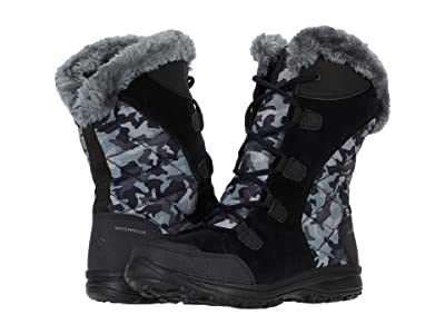 Columbia Ice Maiden II (Black/Ti Grey Steel) Women