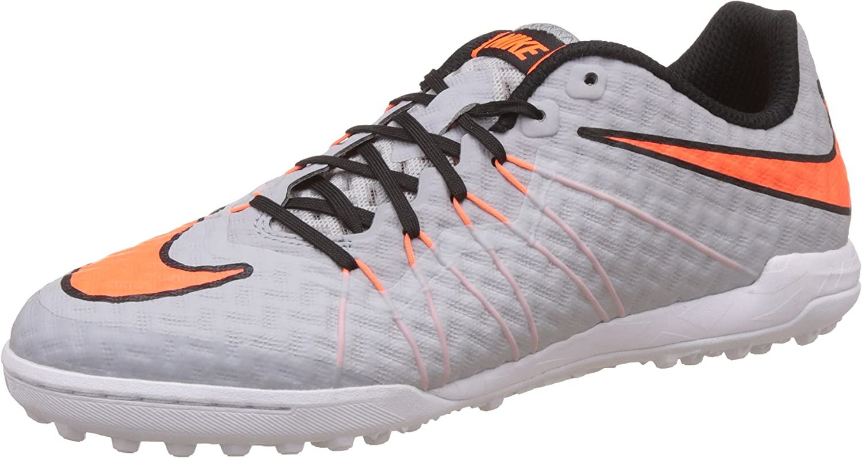 Nike Hypervenomx Finale Turf [Wolf Grey White Total orange]