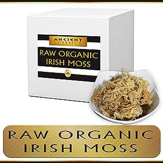 Raw Irish Sea Moss Organic BULK 5 LB - Wholesale Supplier - Fresh Whole Leaf, Kosher - Vegan, non-GMO, Gluten Free