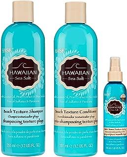 Hask Hawaiian Sea Salt WITH Loofah Pad
